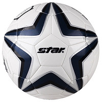 star 世达 PVC足球 SB8294C 白黑 4号/青少年