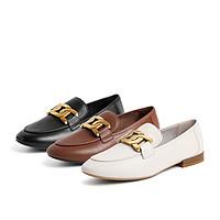 BeLLE 百丽 女士平跟单鞋 88011AA1