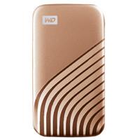 Western Digital 西部数据 My Passport SSD系列 NVME 移动固态硬盘 Type-C 时尚版