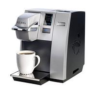 Keurig 商業咖啡機 K155 Office Pro 觸摸屏 可調節沖煮溫度 可編程的自動開/關