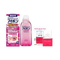 KOBAYASHI 小林制药 护眼组合套装 (维他命洗眼液500ml+玫瑰眼药水12ml)
