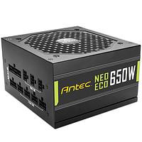 Antec 安钛克 NE750 金牌 电脑电源 750W