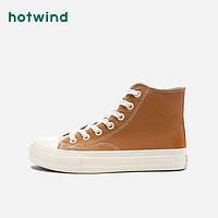 hotwind 热风 H14W0141 女士帆布鞋