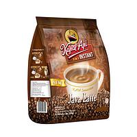 印尼进口 火船爪哇拿铁500g(20g/包×25包)三合一速溶咖啡