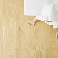 8H UV木蜡油抗菌橡木地板 五片装(0.9882平方)