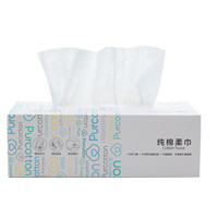 Purcotton 全棉時代 居家系列 棉柔巾 80抽*6盒(20*20cm)