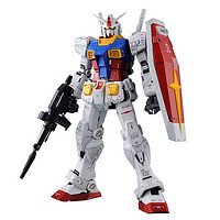 PLUS会员:BANDAI 万代 Gundam PG Unleashed 1/60 RX-78-2 元祖 +凑单品