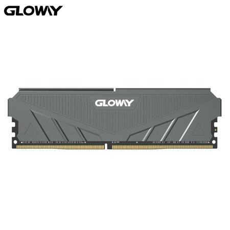 光威(Gloway)16G DDR4 3000 台式机内存 天策系列-摩登灰