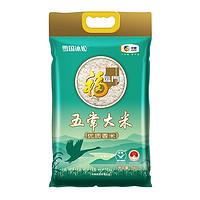 88VIP:福临门 五常优质香米 5kg