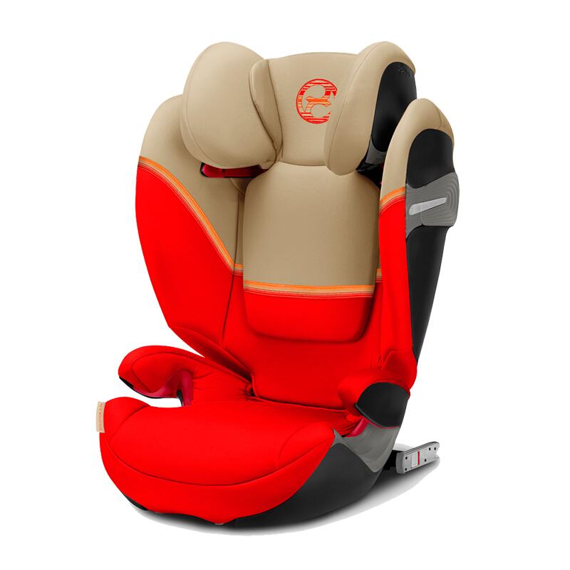 cybex SOLUTION系列 Solution S-Fix 安全座椅 3-12岁