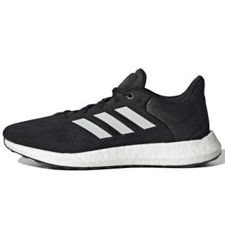 阿迪达斯 ADIDAS 男子 跑步系列 PUREBOOST 21 运动 跑步鞋 GW4832 42.5码 UK8.5码
