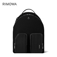 RIMOWA /日默瓦 Never Still Backpack 中号双肩包背包旅行包 黑色