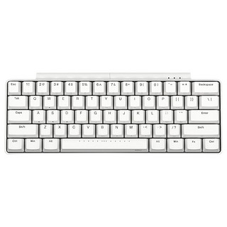 iKBC W200 mini 61键 2.4G无线机械键盘