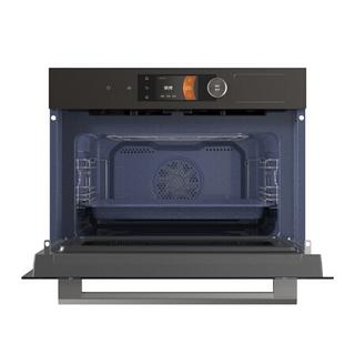 美的(Midea)嵌入式微蒸烤一体机 50L大容量彩屏操控微波炉蒸箱烤箱 APP智能掌控嵌入式搪瓷内胆BG5050W