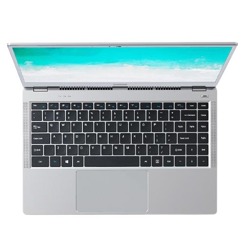 CUBE 酷比魔方 i7Book 14.1英寸 轻薄本 灰色(酷睿i7-6660U、赛扬G540、8GB、256GB SSD、1080P、IPS、60Hz)