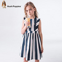 Hush Puppies 暇步士 女童马甲裙连衣裙