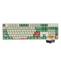 HEXGEARS 黑峡谷 雀神 春节限量版 有线机械键盘 凯华BOX轴