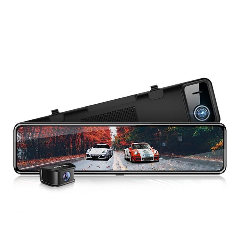 Mola系列 E5 行车记录仪 标配 双镜头