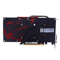 COLORFUL 七彩虹 战斧 GeForce GTX 1660 SUPER 6G 显卡 6GB