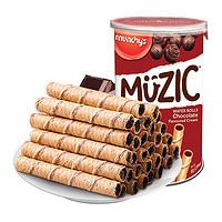 munchy's 马奇新新 注心威化卷 巧克力味 85g