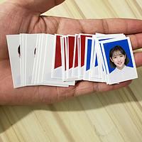 照片冲印 证件照 富士晶彩光面 2寸4张不换底/1寸8张不换底