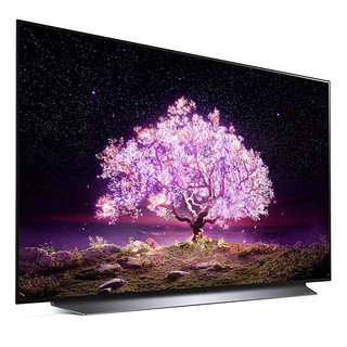 LG 乐金 OLED65C1PCB OLED电视 65英寸 4K
