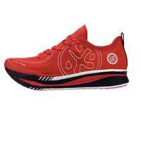 bmai 必迈 Mile 42k 惊碳plus 男子跑鞋 XRMF009 烈焰红/骑士黑 42