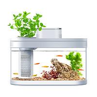 画法几何  两栖生态懒人鱼缸  Pro版