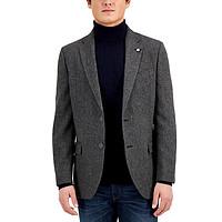 Mens Modern-Fit Wool Blazer