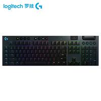 罗技(G)机械键盘 游戏键盘 G913-T轴