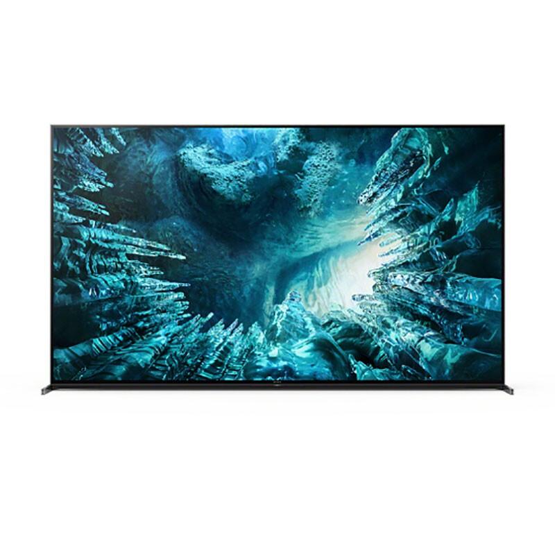 SONY 索尼  KD-75Z8H 8K 75英寸 液晶电视