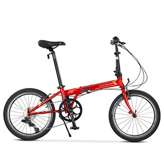 DAHON 大行 P8 KBC083 20寸变速超轻折叠自行车