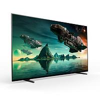 SONY 索尼 XR-77A80J OLED电视 77英寸 4K