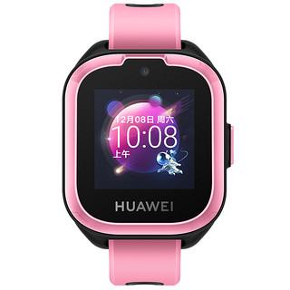 HUAWEI 华为 ELF-G00 GPS 智能手表 33mm 星云粉硅胶表带(GPS、北斗、SOS)
