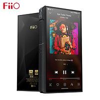 FiiO 飞傲 M11 Plus HiFi 音乐播放器 铝合金限量款 黑色