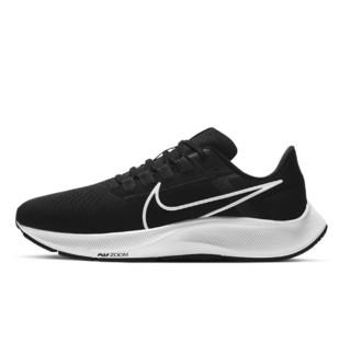 NIKE 耐克 男子 跑步鞋 飞马 气垫 缓震 AIR ZOOM PEGASUS 38 运动鞋 CW7356-002黑色42码