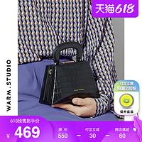 钟钟包小众设计师款包包原创品牌斜挎包