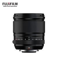 FUJIFILM 富士 XF18mm F1.4 R LM WR 广角定焦镜头