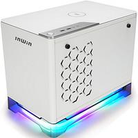 迎广(INWIN) Mini-ITX迷你机箱 A1 Lite 白色