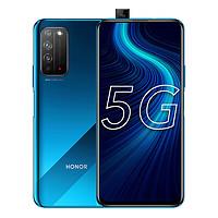 HONOR 荣耀 X10 5G手机 8GB+128GB 竞速蓝