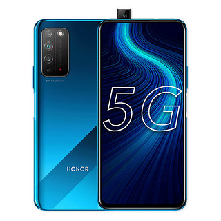 HONOR 荣耀 X10 5G智能手机 8GB 128GB 竞速蓝