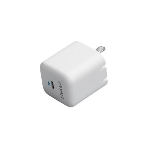 Anker 安克 A2632621 手机充电器 Type-C 20W 白色