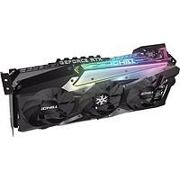 Inno 3D 映众 GeForce RTX3080 ICHILL 冰龙超级版 显卡 10GB