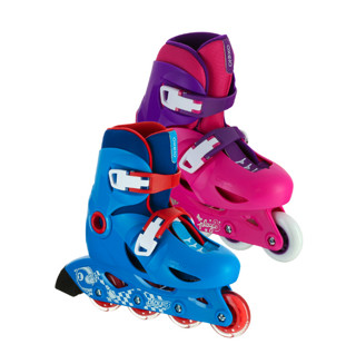 DECATHLON 迪卡侬 8366197 男女童款轮滑鞋