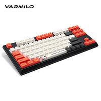 16日0点:VARMILO 阿米洛 镜觉醒谎言 三模机械键盘 87键