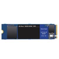 Western Digital 西部数据 蓝盘 SN550 NVMe M.2 固态硬盘 1TB (PCI-E3.0)