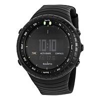 补贴购、限新用户:SUUNTO 颂拓 Core 核心 All Black SS014279010 深黑铝户外腕表
