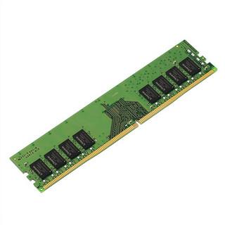 Kingston 金士顿 ValueRAM系列 DDR4 2666MHz 绿色 台式机内存 8GB KVR26N19S8/8