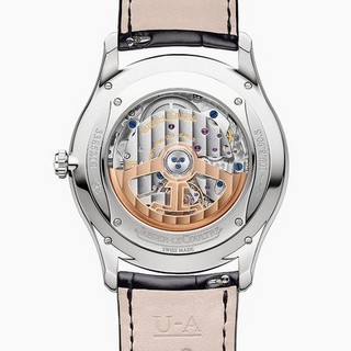 JAEGER-LECOULTRE/积家 MASTER大师系列 Q1218420 男款小秒针腕表钢自动机械手表