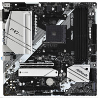 ASRock 华擎 B550M Pro4 主板(AMD B550/Socket AM4)